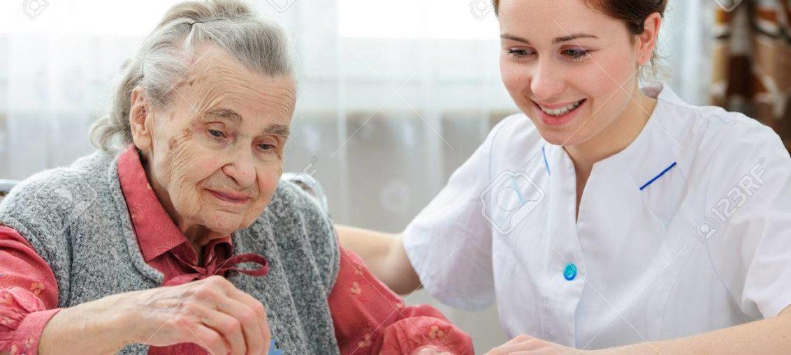 The Transforming Scenario For The Elderly Health Care